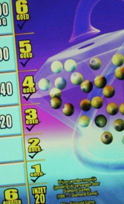 Diamond Bingo spel